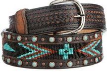 Men's Belts {Double J}