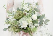 { JOLIES FLEURS } / Inspiration pour bouquets de mariée