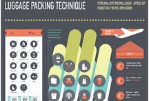 Nifty packing tips! / How to pack for an adventure of a life time!