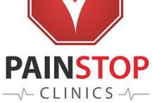 What is Pain Stop about? / Your Pain STOPS here! We are your responsible pain management team, with locations Valleywide in the Phoenix, AZ metro area. STOP pain today. / by Pain Stop Clinics
