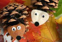 Crafts - Autumn...the year's last, loveliest smile