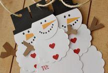 Crafts - One kind word can warm three winter months