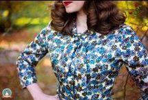 Retro outfit / Retro inspirations by www.e-vintage.pl  #retro #outfit #fashion #vintage #evintagepl