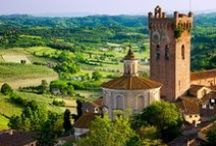 Italy / Inspiration for holidays and travel in Italy / by Telegraph Travel