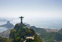 South America / Travel inspiration and ideas from South America / by Telegraph Travel