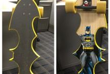 Different Shaped Longboards / Longboards and all the shapes they come in. Skateboards in wicked shapes