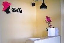 Salon Bella / Przedstawiamy, jak prezentuje się nasz salon :)