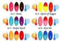 Thermo manicure hybrydowy / Manicure, gdzie kolor zależy od temperatury