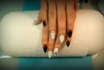 Paznokcie żelowe / Sposób na piękne i długie paznokcie w mgnieniu oka.