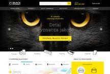 Web Design / Zobacz nasze realizacje serwisów internetowych.