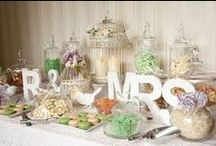 Mesas dulces boda / mesas de candy bar