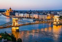 Hungary / Inspiration and advice for holidays to Hungary, including its capital, Budapest / by Telegraph Travel