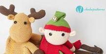 Kids crochet patterns/ Patrones de ganchillo para niños / Fun designs you can make yourself for the little ones/ Diseños divertidos que puedes hacer tú mism@ para los pequeñitos