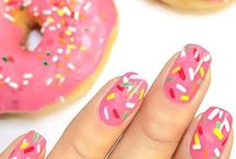 Nail Glam! / Colors and designs I like.