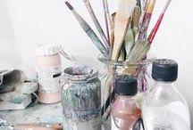 Art Tips And Inspiration / Art tutorials and inspiration.