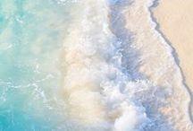 """Swin In The Sea / """"Live in the sunshine, swim in the sea, drink the wild air."""" -Ralph Waldo Emerson"""