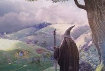 Middle-earth / Welcome to Middle-earth.