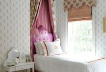 GIRLS ROOMS / Interior design inspiration for girls rooms of all ages. / by Sue De Chiara | The Zhush