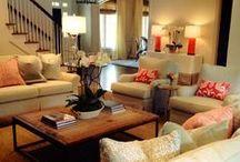 Living Room / by Bonnie Jones