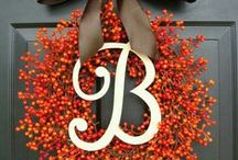 Initials and Monograms / by Bonnie Jones