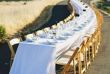 Stylish wedding Ideas by SPWeddings.com / Inspiration for weddings that I plan in Greece! Details, shoot ideas, table decor, bouquets and outfits / by Sara Pavlatou