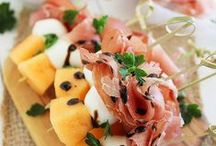~APPETIZERS~ / Fruits, sweets, meats, veggies / by KatieBirds Sister