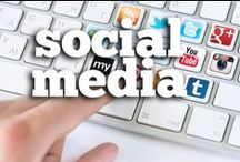 iHN Social Media / Improve your social media efficiency and strategy with these links, suggested by iHomeschool Network.