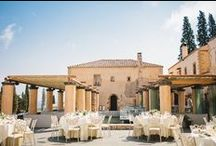Stylish Greek weddings / by Sara Pavlatou