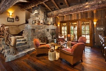 Custom Homes / A sampling of custom homes in the Northern Rockies as built by Teton Heritage Builders.  Contact us when you are building your dream home -  info@tetonheritagebuilders.com
