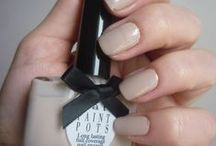 wardrobe | colouring nails / There are no ugly women in the world, just lazy ones / by Dorothy Lei