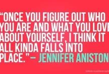 inspiring words  / by Kelly Valenzuela