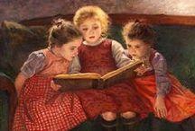 ~Art   CHILDREN~ / by Sheila Herrington
