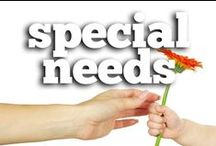 iHN Special Needs Homeschooling / teaching children with special needs at home; homeschool methods, tips, personal stories, and inspiration