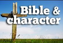 iHN Teaching Character & Bible / How to teach kids about positive morals, virtuous character, and Bible in the homeschool.