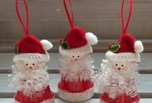 ~✤~SANTA CLAUS~✤~ / ~✤~ Please Share Your Favorite ✤  Recipes  ✤  D.I.Y.✤  Decor  ✤Ornaments  ✤  ONLY  ~✤~  / by Sheila Anne