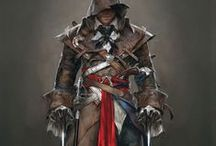 Character/Gear Design - Fantasy