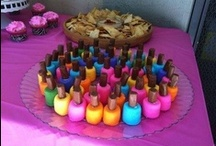 ~PARTIES~ / Desserts, Sweet Treats , Fruits, Veggies for a Gathering or a Party / by KatieBirds Sister