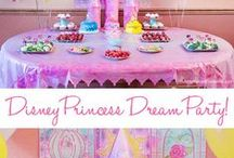Addyson baby princess party