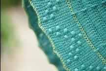 Tunisian Crochet / by Shara