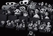 Animation - Animação / plus - pictures movies, art based on films, funny particularities, gifs - print screens - arte de filmes - imagem - particularidades #PIXAR #Disney + / by Aline Louise