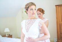 My bridal work / Bridal hair created by Tricia O Sullivan @munster mobile hair
