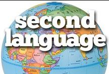 iHN Second Language Learning / Learning a foreign or second language for homeschool: tips, ideas, curriculum, programs, online courses, sites, and resources.