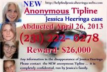 MISSING JESSICA HEERINGA / by Sheila Anne