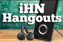 iHomeschool Hangouts (YouTube Videos) / iHomeschool Network has weekly hangouts fall, winter, and spring on Thursdays. (We break for the summer.) This is a collection of our hangout videos, recorded to YouTube. For more information, see our hangout headquarters at http://ihomeschoolnetwork.com/hangouts