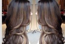 Hair inspiration / Inspiration photos to get my hair long / by Melissa G