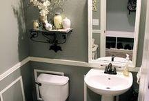 Bathrooms / by Melissa G
