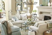 Living rooms / by Melissa G