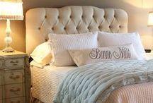 Master Bedroom / by Melissa G