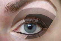 Maquillaje / Cosméticos, técnicas de maquillaje, mantenimiento y limpieza de cosméticos.