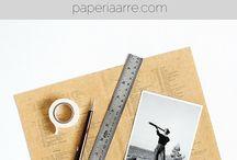 Cajas y sobres